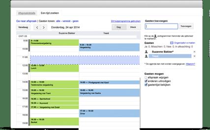 scheduling-browser