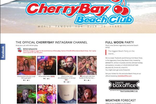 CherryBay beachclub - Zante